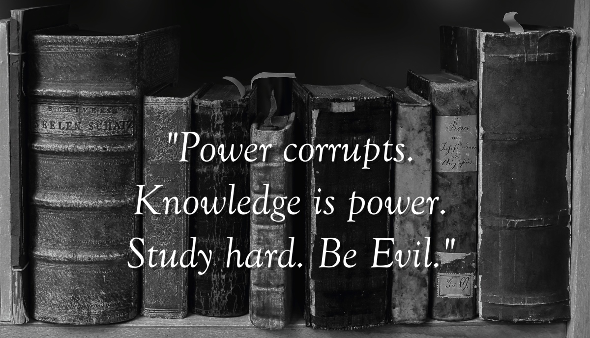 Reading! The road to evil… #books