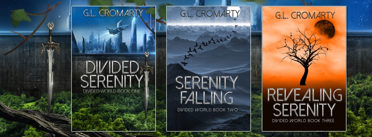 Book Promotion! Divided Serenity #FREE today #scifi #mystery #dystopian