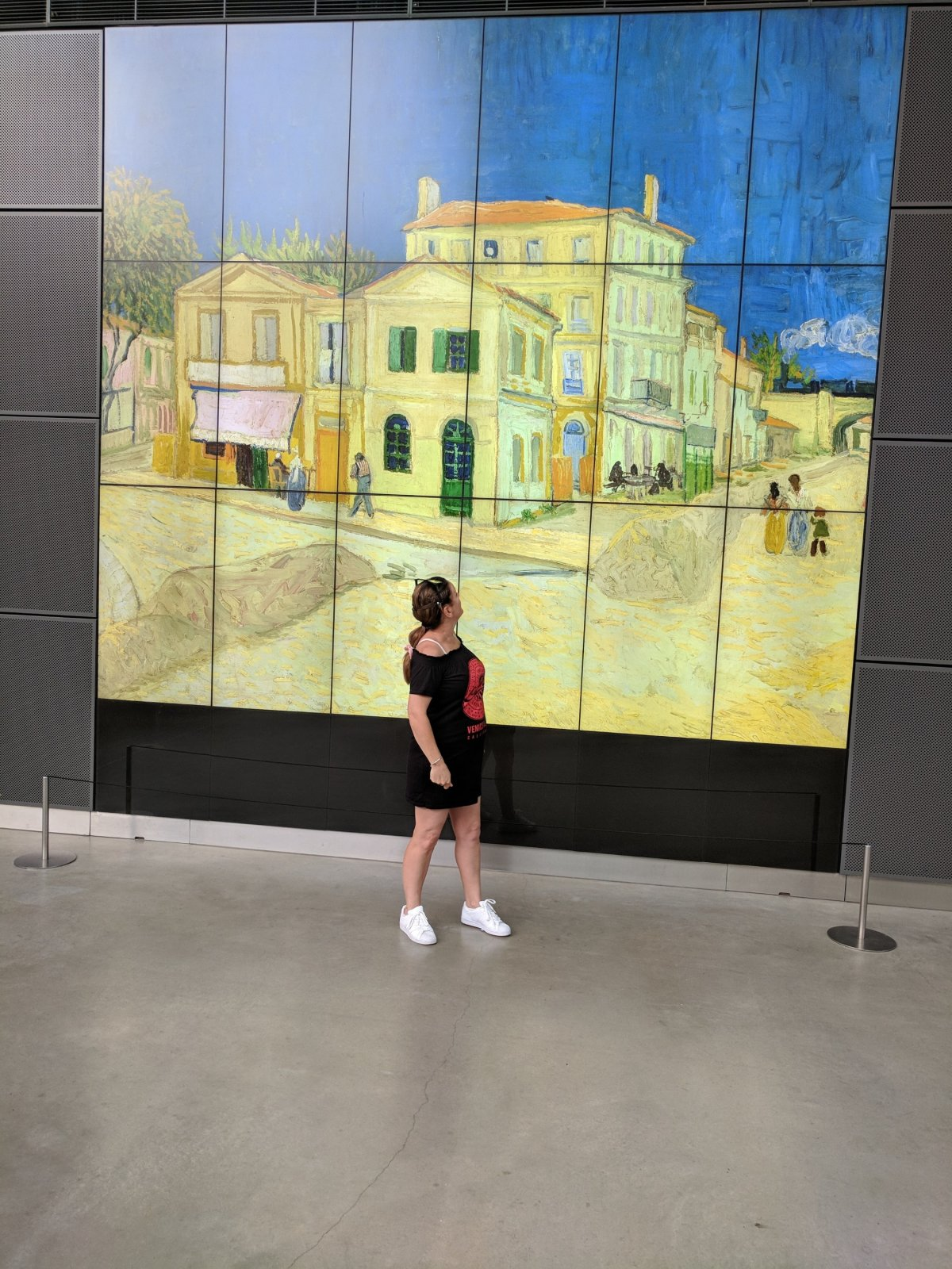 The Go To Girls Blog Visits….  The Van Gogh Museum,Amsterdam