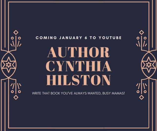 Author Cynthia Hilston