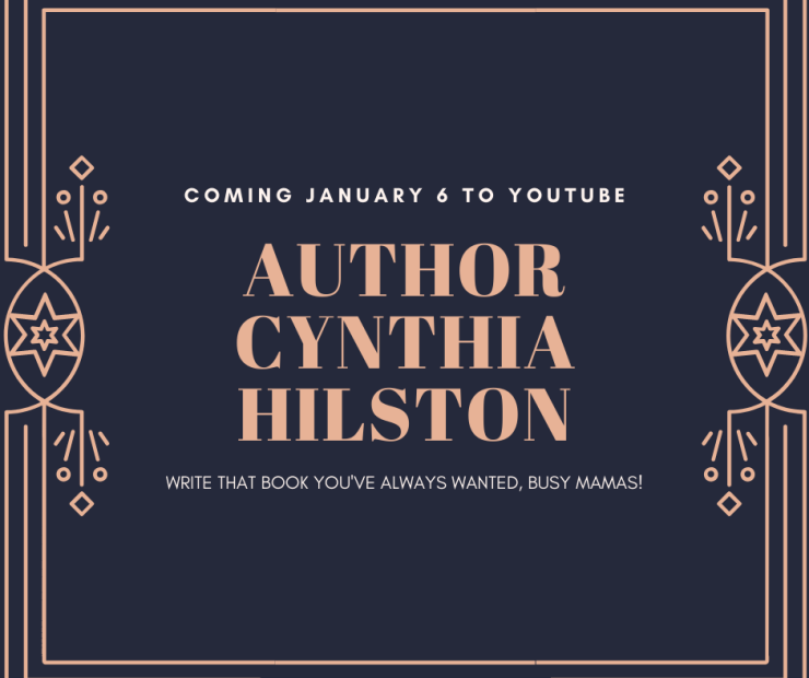 Author Cynthia Hilston
